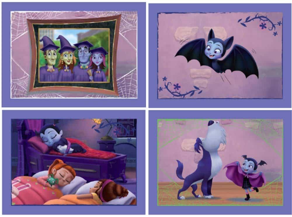 Vampirina, do Disney Junior, ganha álbum de figurinhas exclusivo da Panini 2