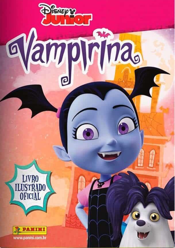 Vampirina, do Disney Junior, ganha álbum de figurinhas exclusivo da Panini 3