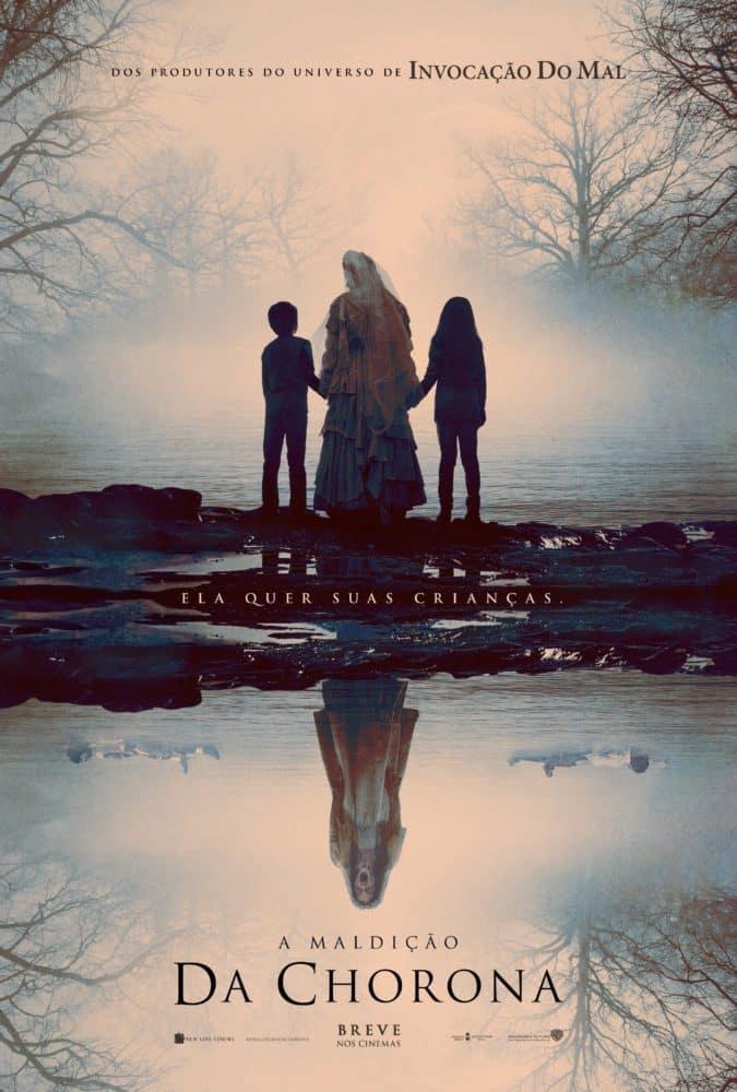 A Maldição da Chorona, novo terror produzido por James Wan, ganha novo trailer 2