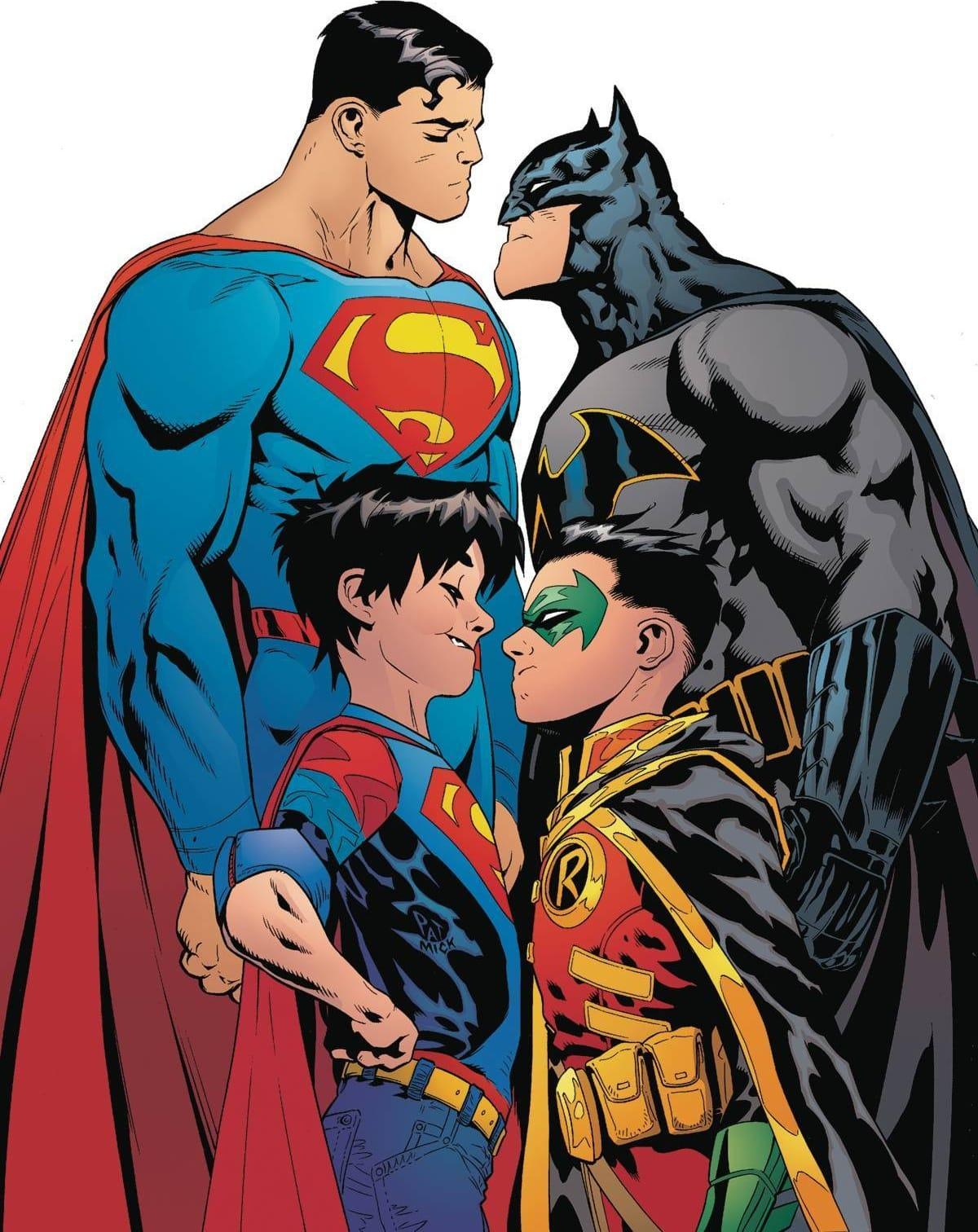 Os SuperFilhos de Peter Tomasi e Patrick Gleason 1