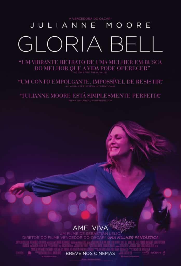 Sony divulga trailer e pôster de Gloria Bell, novo longa estrelado por Julianne Moore 2