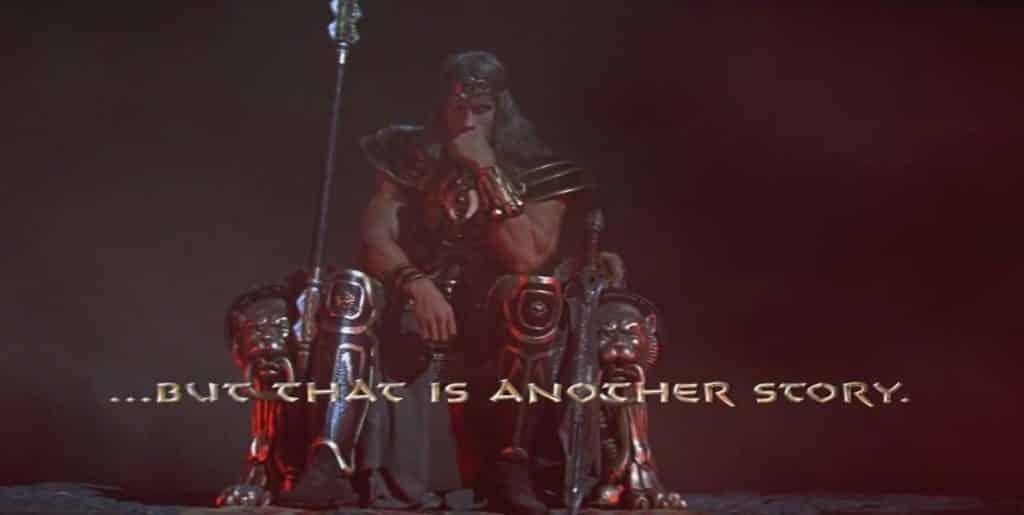 Finalmente Veremos Arnold Schwarzenegger como Rei Conan? 1