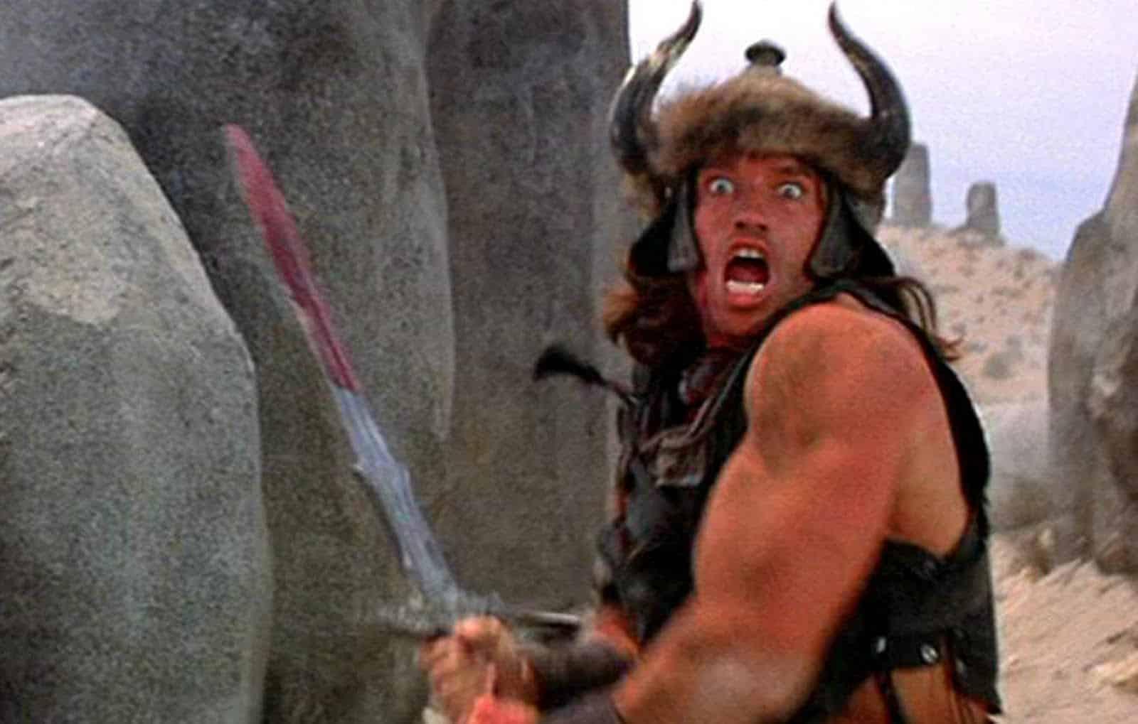 Finalmente Veremos Arnold Schwarzenegger como Rei Conan?