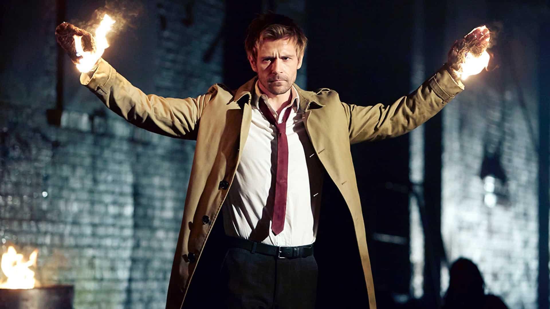 Warner Pode Estar Desenvolvendo Uma Nova Série do Constantine
