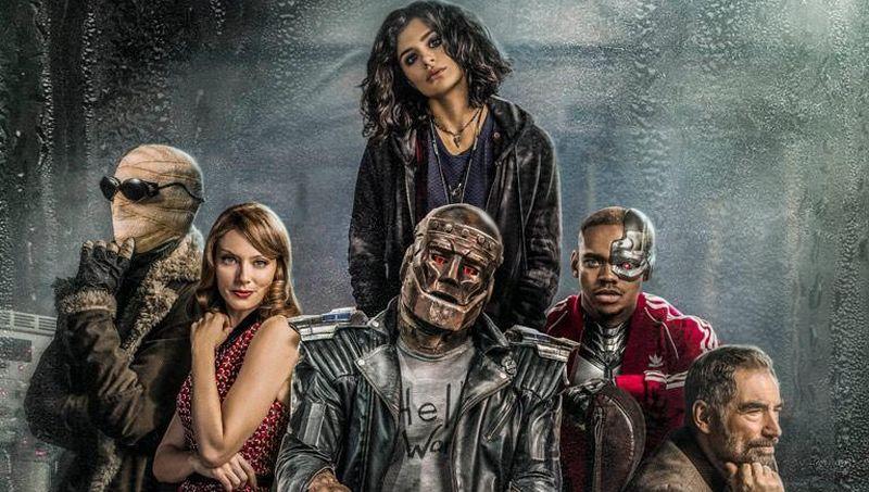 Confira o teaser de Patrulha do Destino, nova série do DC Universe