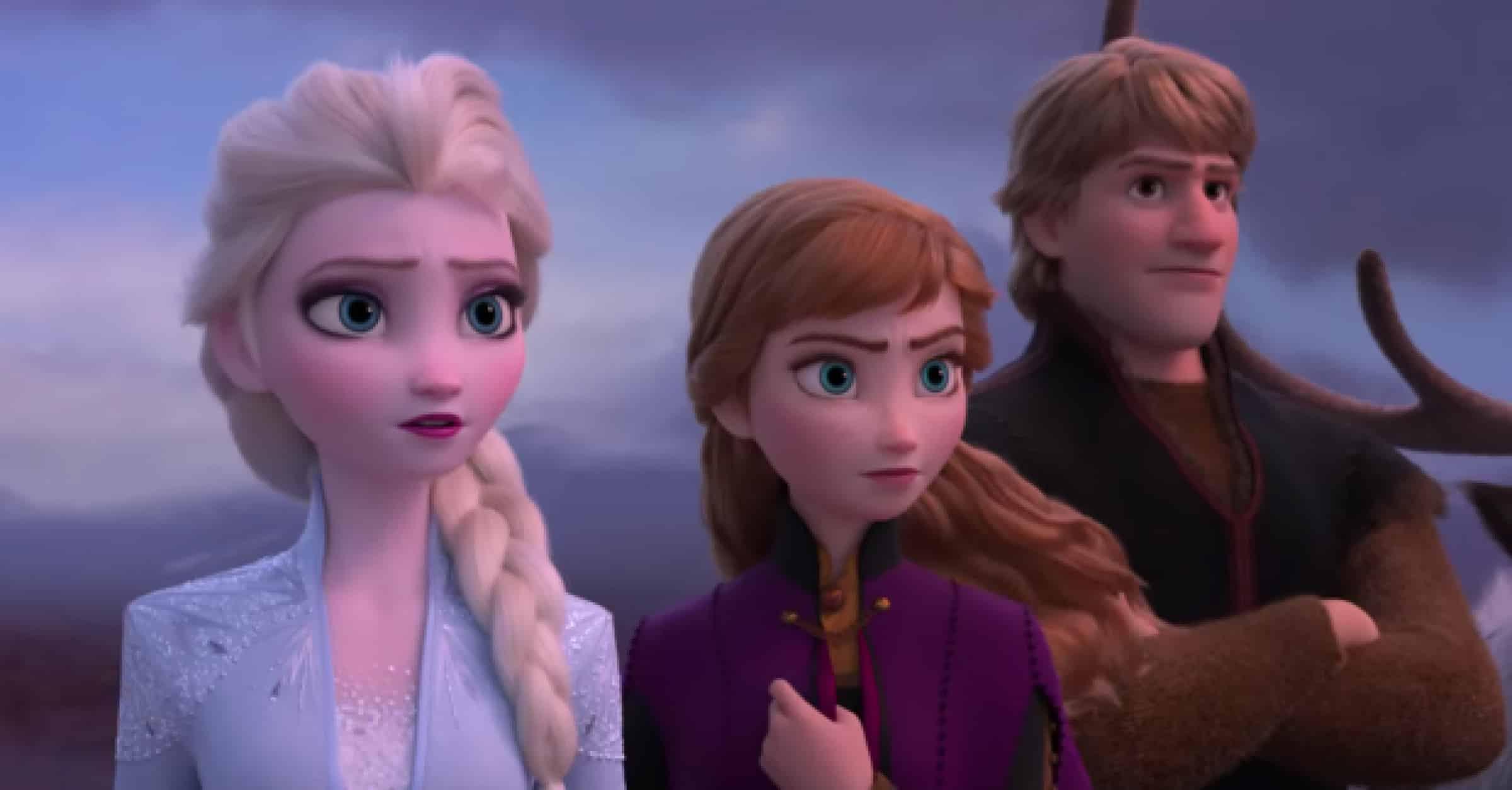 Frozen II – Confira o Primeiro Teaser