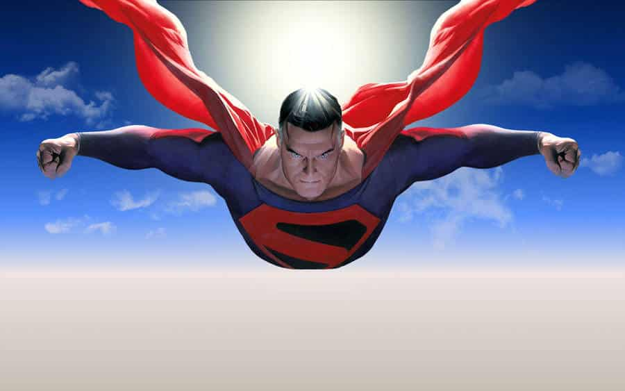 Superman Flyby – Veja Stoyboards do Filme Cancelado de J.J. Abrams
