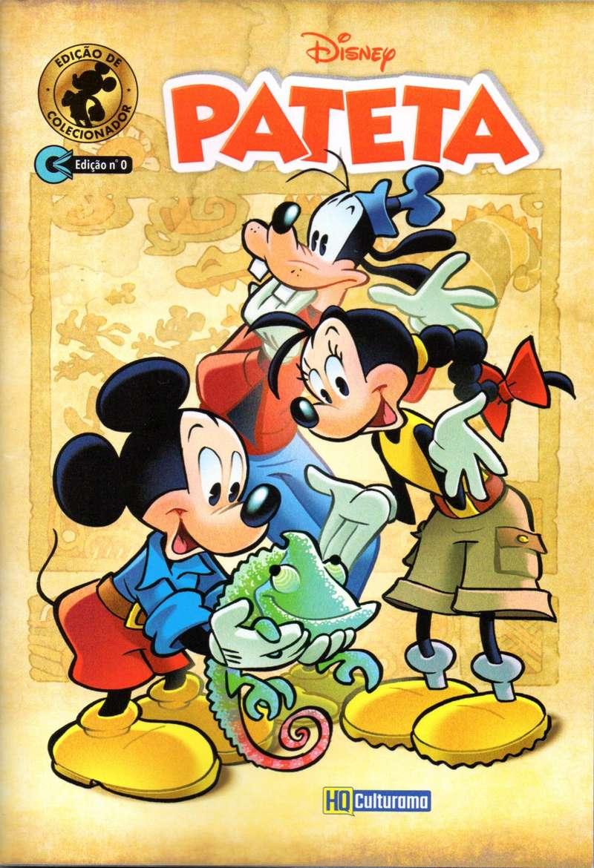 Quadrinhos Disney - Editora Culturama Divulga Mais Detalhes em Evento 1