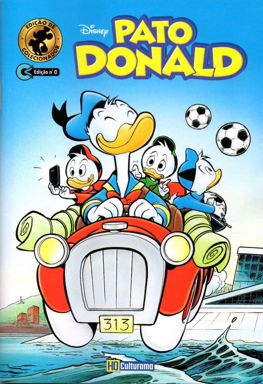 Quadrinhos Disney - Editora Culturama Divulga Mais Detalhes em Evento 3
