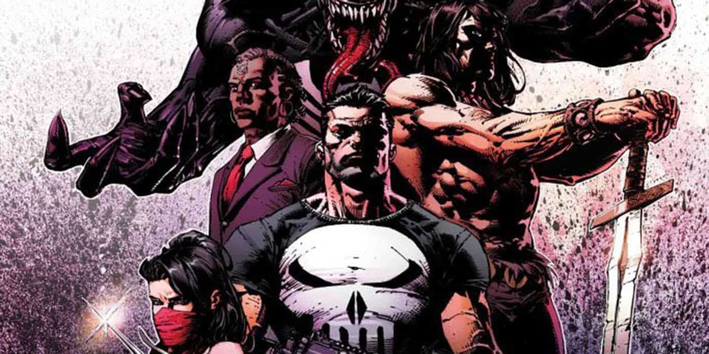 Savage Avengers: Conan se Torna Membro dos Vingadores em Nova Revista