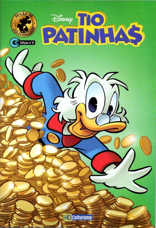 Quadrinhos Disney - Editora Culturama Divulga Mais Detalhes em Evento 4