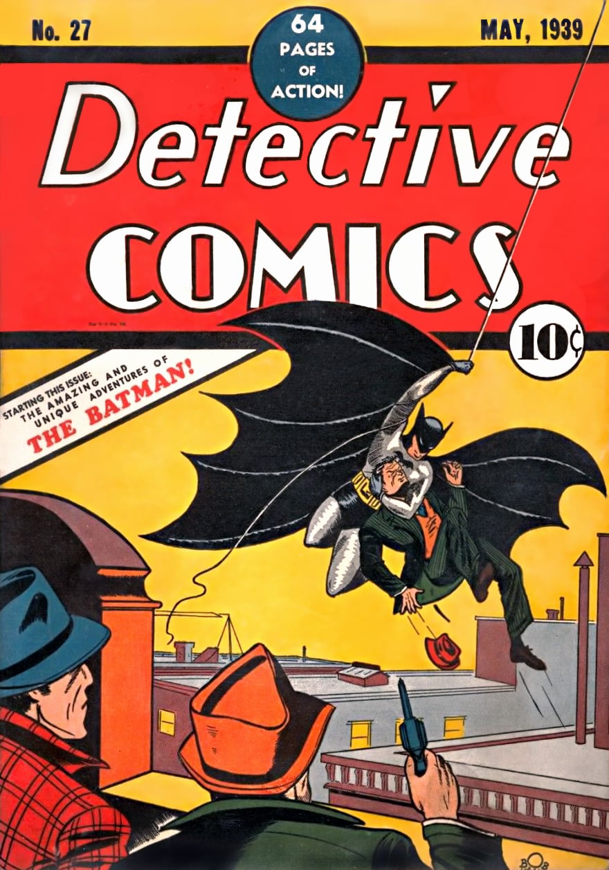 Batman 80 Anos - Afinal Quando é o Aniversário do Morcego? 1