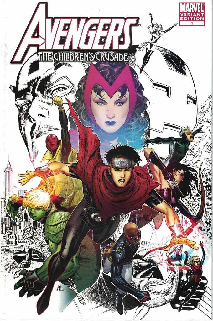 Vingadores: A Cruzada das Crianças 1