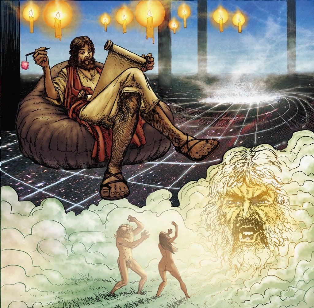 """HQ que narra o retorno de Jesus, """"Segundo Advento"""" encontra uma nova casa 2"""