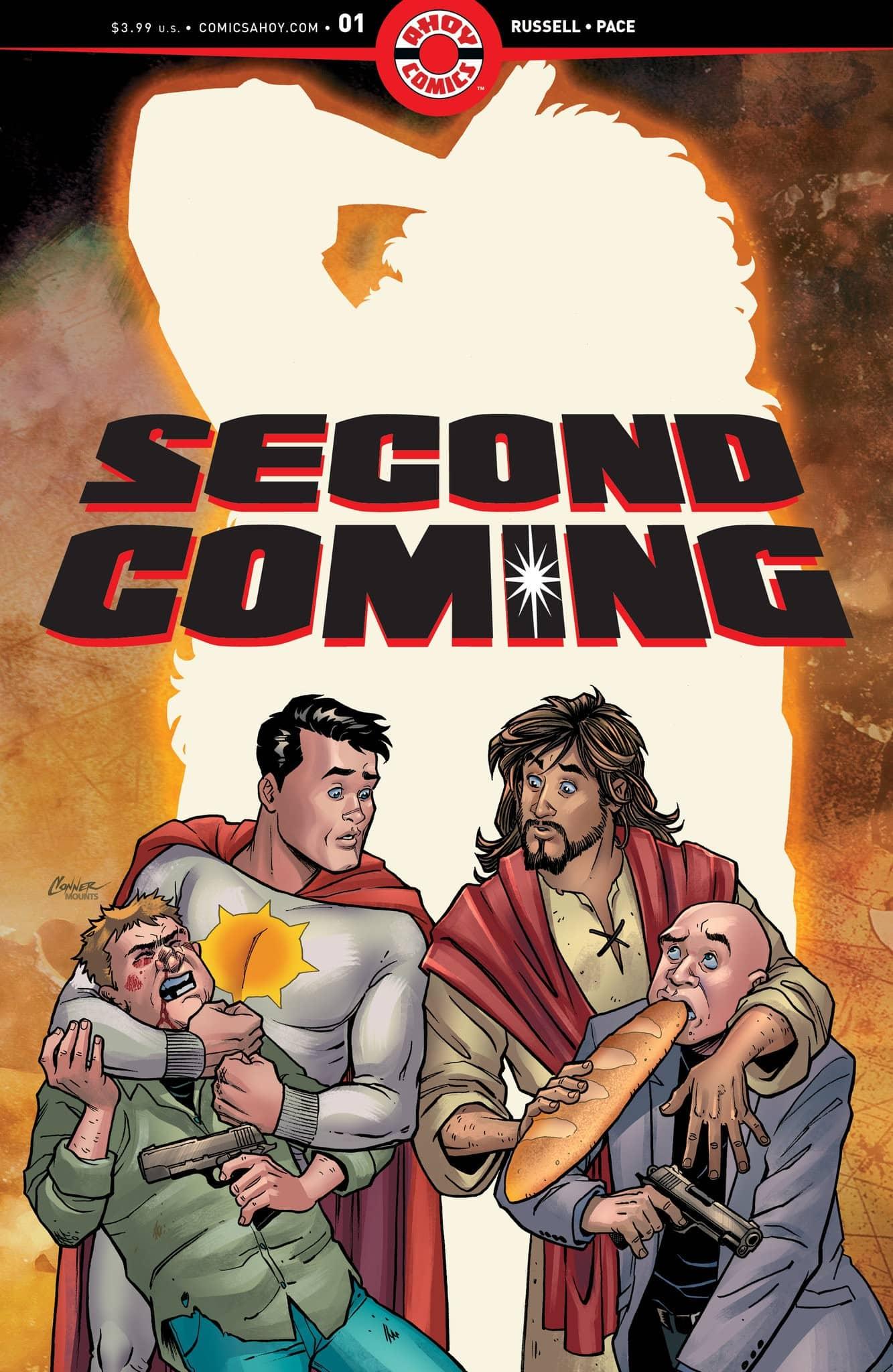 """HQ que narra o retorno de Jesus, """"Segundo Advento"""" encontra uma nova casa 1"""