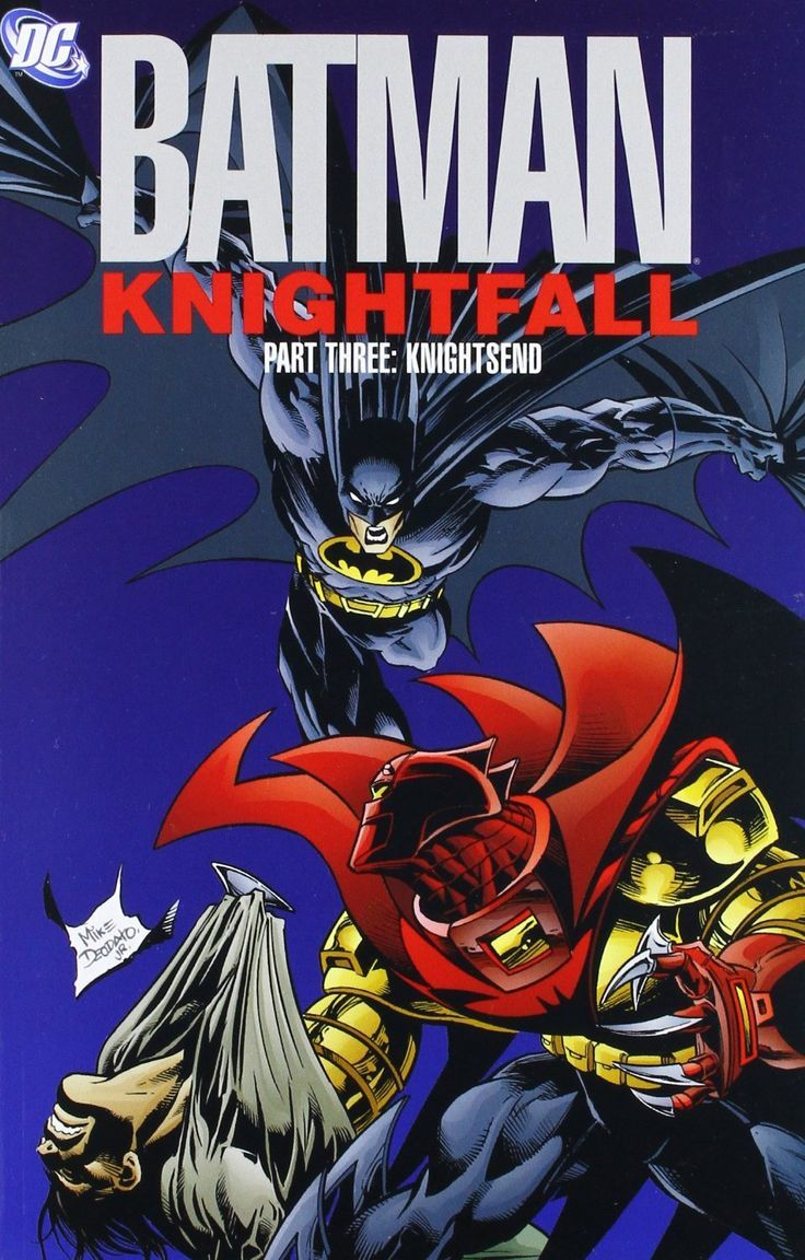 A Nova Versão da Queda do Morcego 6