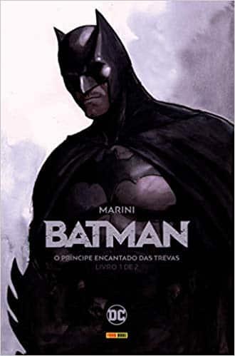 Batman O Príncipe Encantado das Trevas 3