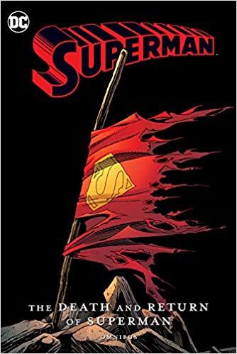 Novo Omnibus da Morte do Superman Chega aos EUA Em Abril 1