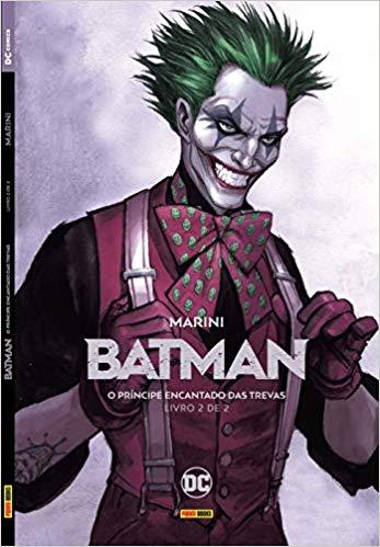 Batman O Príncipe Encantado das Trevas 4