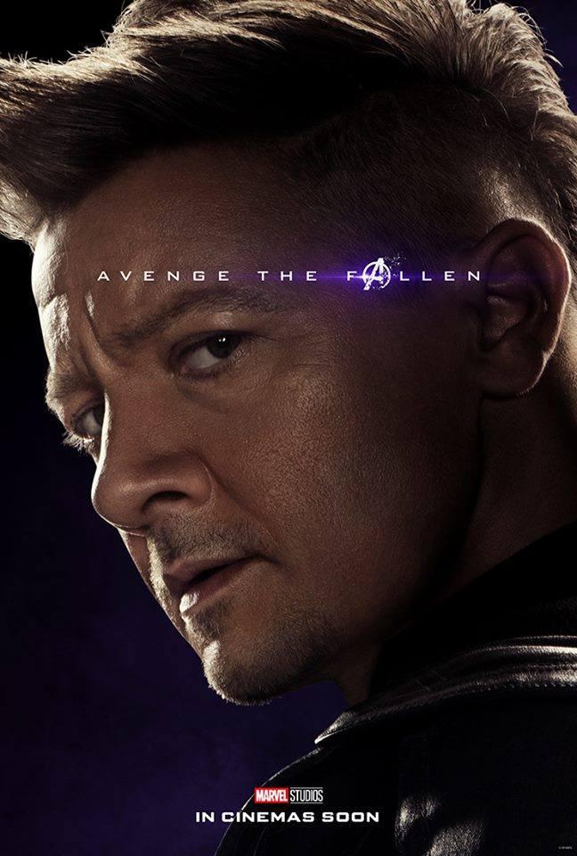 Marvel divulga 33 novos pôsteres de Vingadores: Ultimato 4