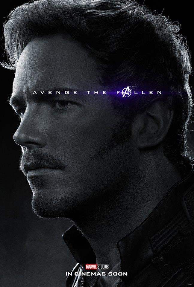 Marvel divulga 33 novos pôsteres de Vingadores: Ultimato 34