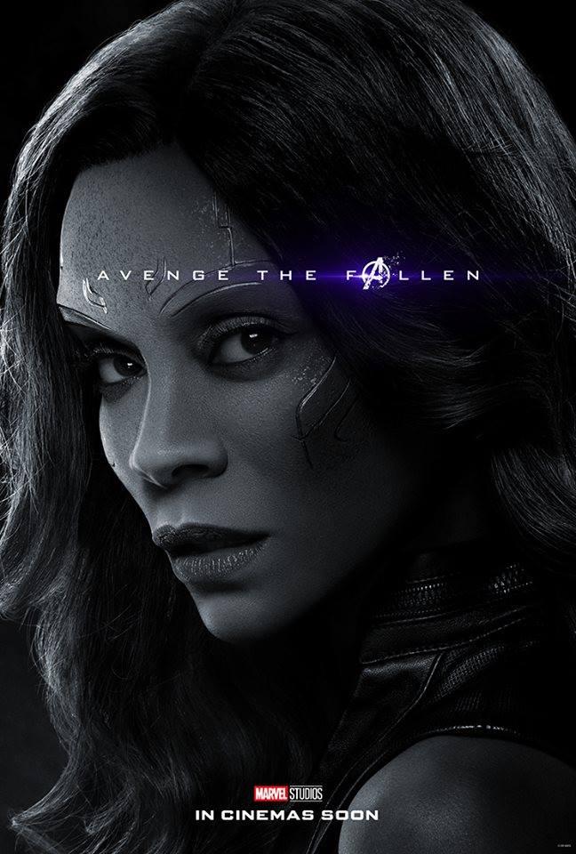 Marvel divulga 33 novos pôsteres de Vingadores: Ultimato 32