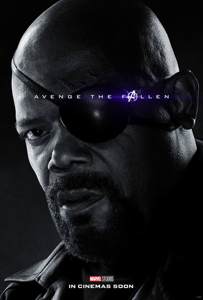 Marvel divulga 33 novos pôsteres de Vingadores: Ultimato 31
