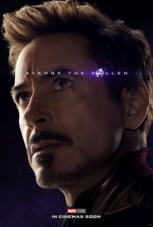 Marvel divulga 33 novos pôsteres de Vingadores: Ultimato 3