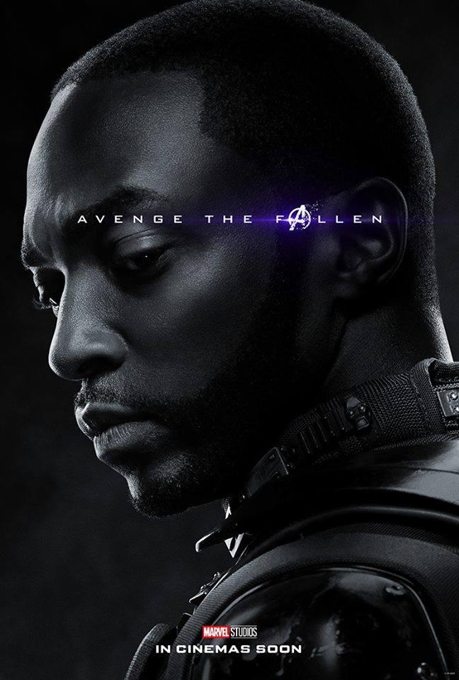 Marvel divulga 33 novos pôsteres de Vingadores: Ultimato 30