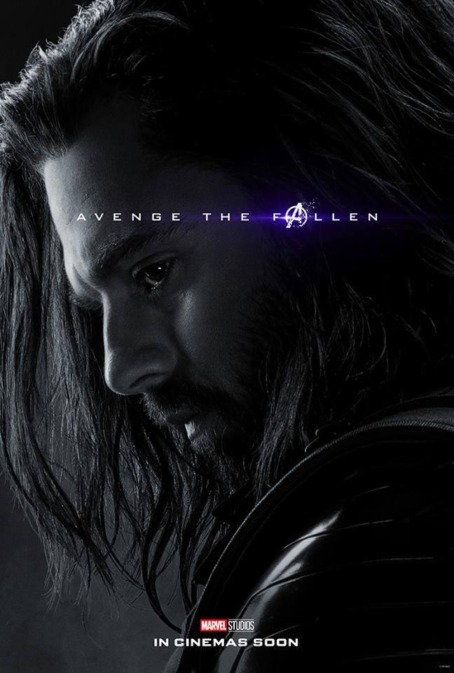 Marvel divulga 33 novos pôsteres de Vingadores: Ultimato 28