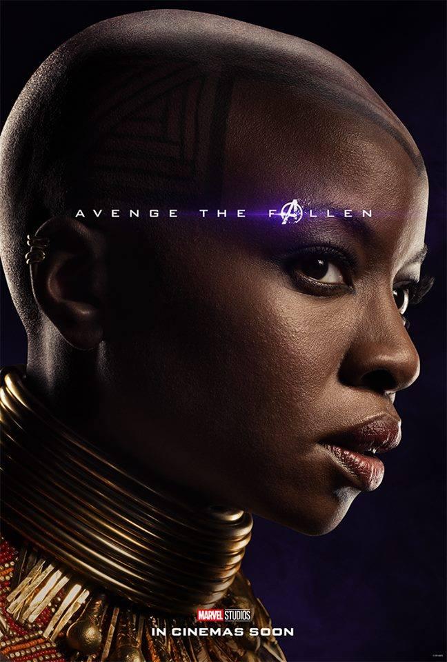 Marvel divulga 33 novos pôsteres de Vingadores: Ultimato 5