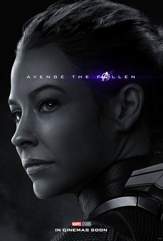 Marvel divulga 33 novos pôsteres de Vingadores: Ultimato 26