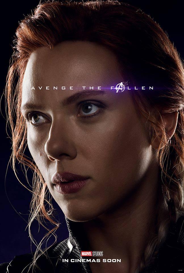 Marvel divulga 33 novos pôsteres de Vingadores: Ultimato 6