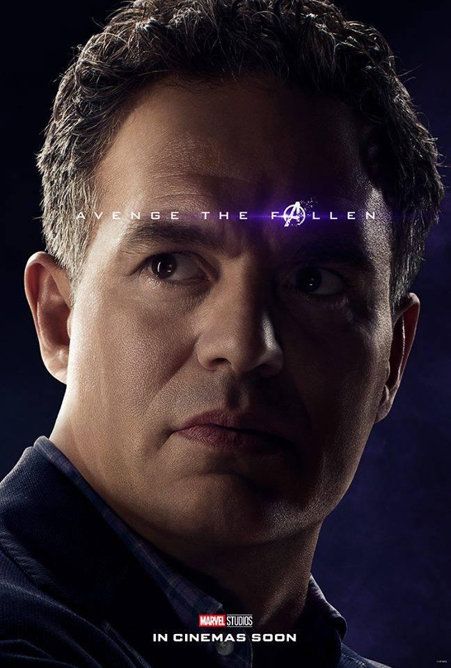 Marvel divulga 33 novos pôsteres de Vingadores: Ultimato 14