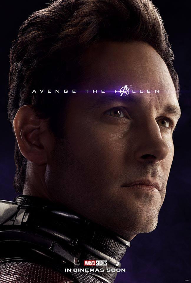 Marvel divulga 33 novos pôsteres de Vingadores: Ultimato 9