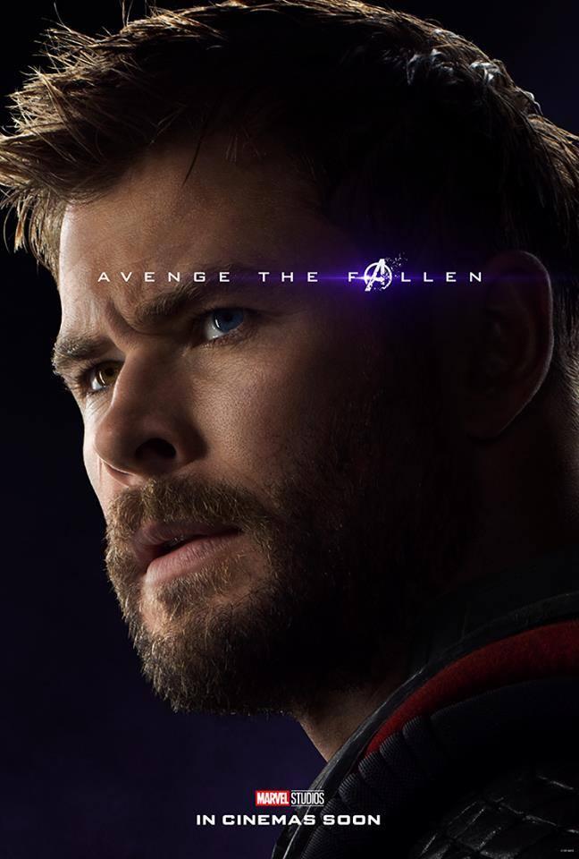 Marvel divulga 33 novos pôsteres de Vingadores: Ultimato 13