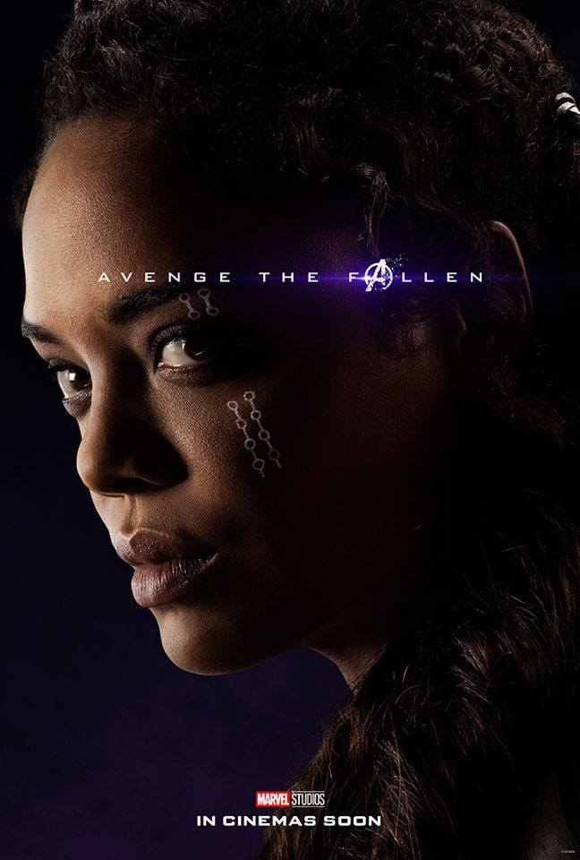 Marvel divulga 33 novos pôsteres de Vingadores: Ultimato 12