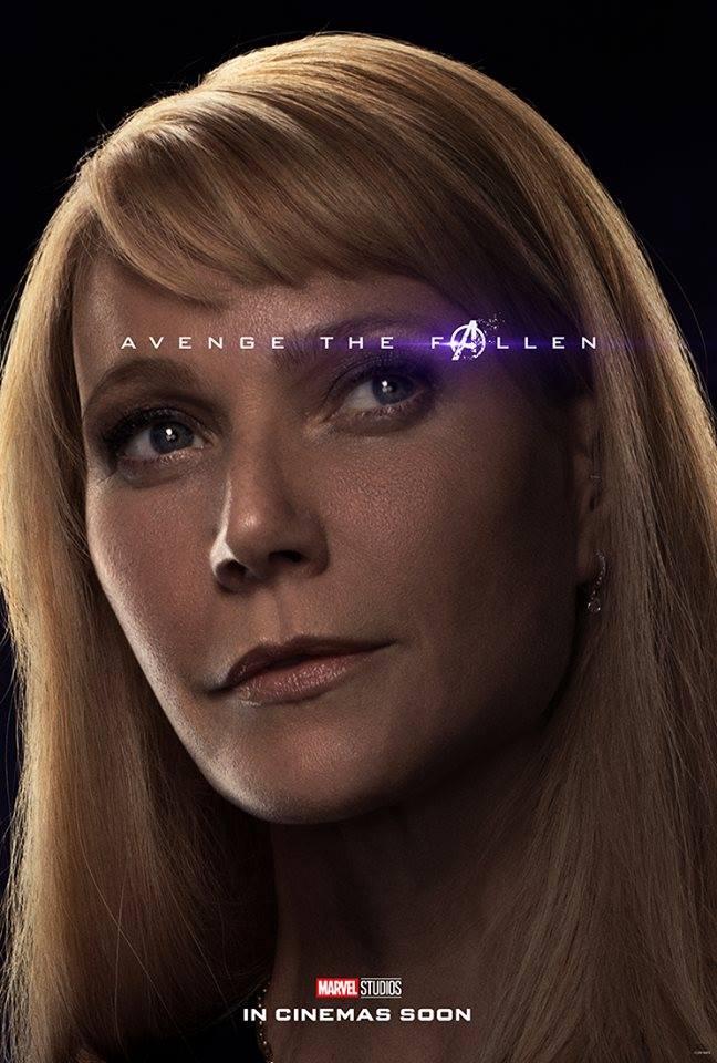 Marvel divulga 33 novos pôsteres de Vingadores: Ultimato 11