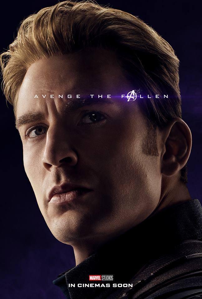 Marvel divulga 33 novos pôsteres de Vingadores: Ultimato 10