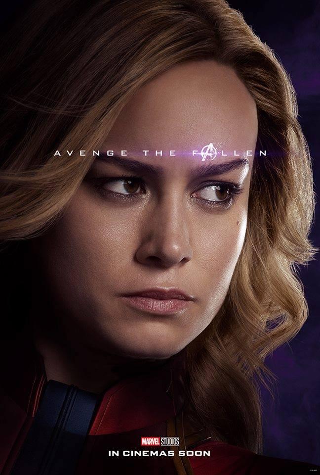 Marvel divulga 33 novos pôsteres de Vingadores: Ultimato 16