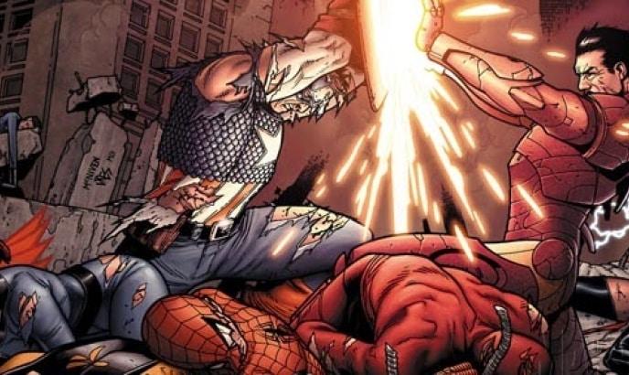 As 8 Melhores Mega Sagas da Marvel & DC 4
