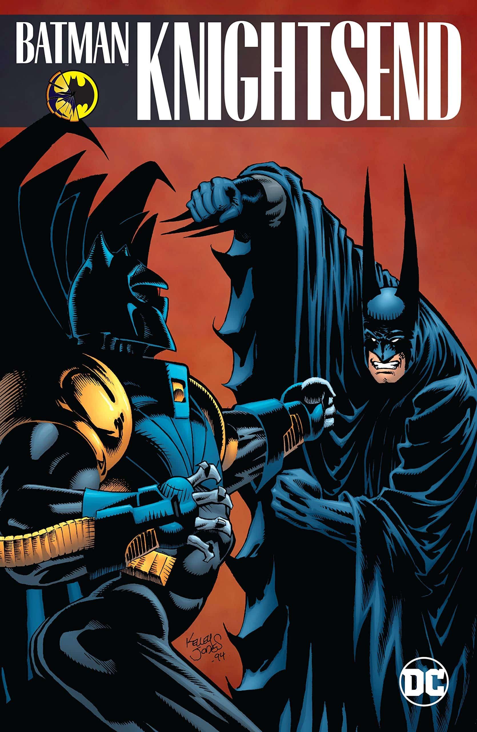 A Nova Versão da Queda do Morcego 7