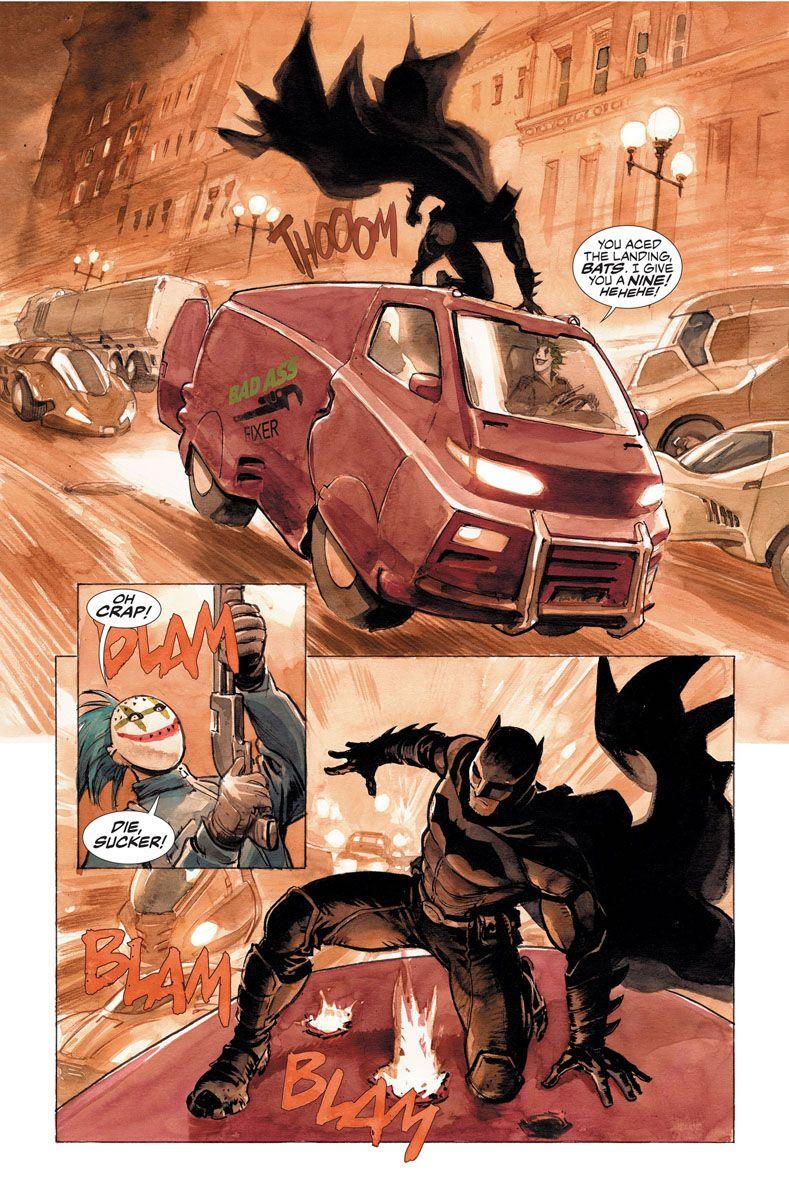 Batman O Príncipe Encantado das Trevas 1