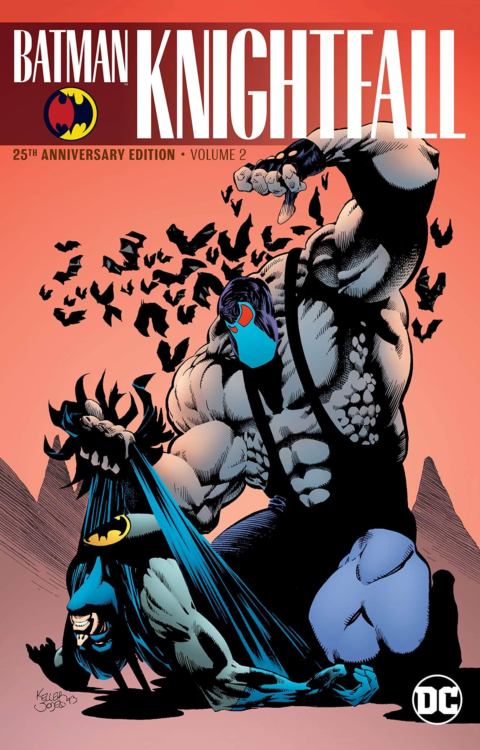 A Nova Versão da Queda do Morcego 16