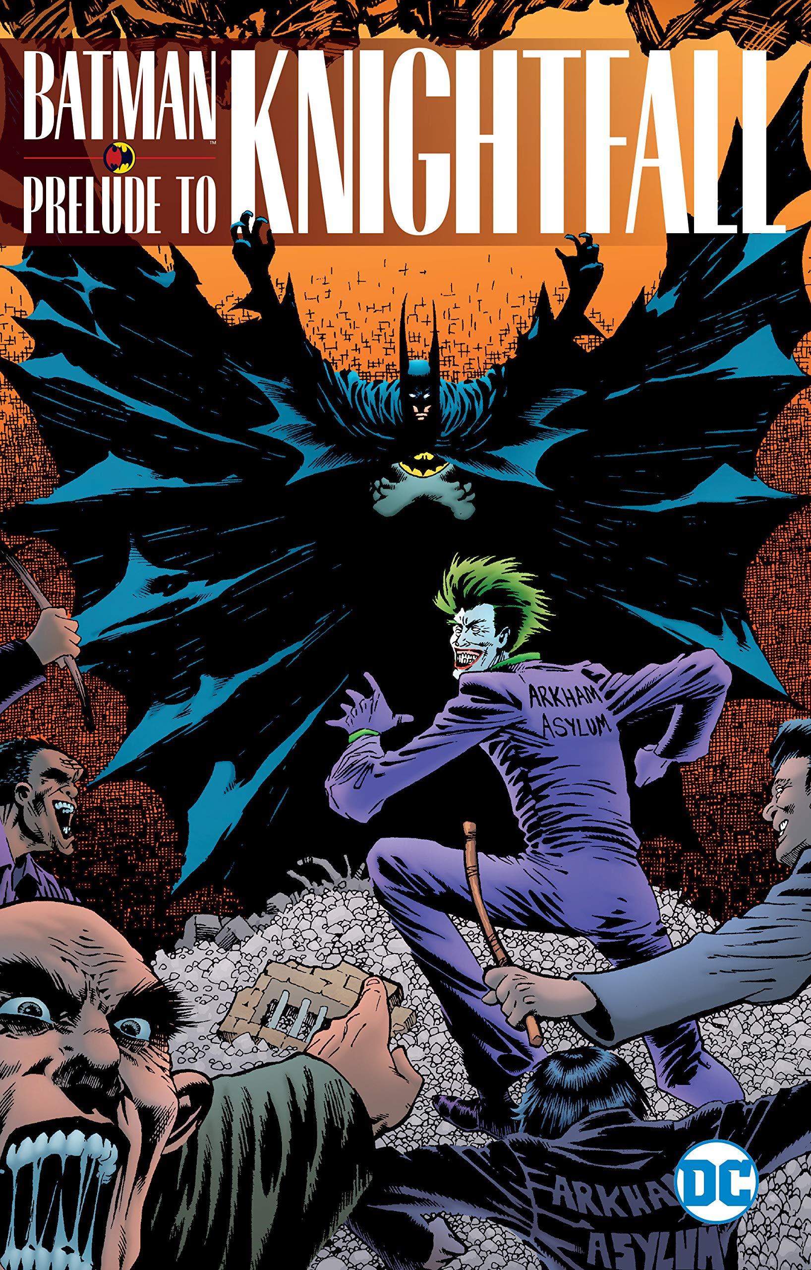 A Nova Versão da Queda do Morcego 14