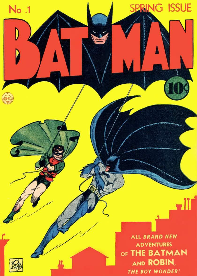 Batman 80 Anos - Afinal Quando é o Aniversário do Morcego? 2