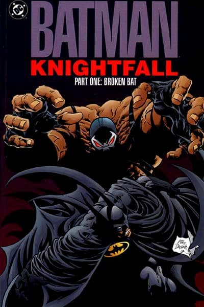 A Nova Versão da Queda do Morcego 1