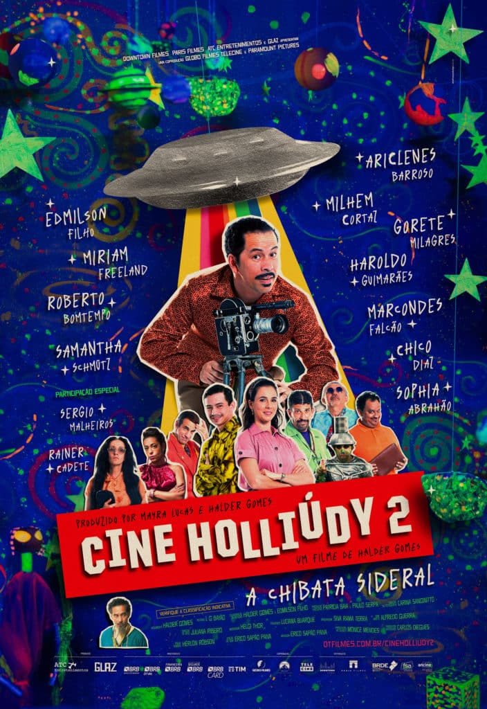 Elenco de 'Cine Holliúdy 2 – A Chibata Sideral' recebe convidados em pré-estreia em Fortaleza 2