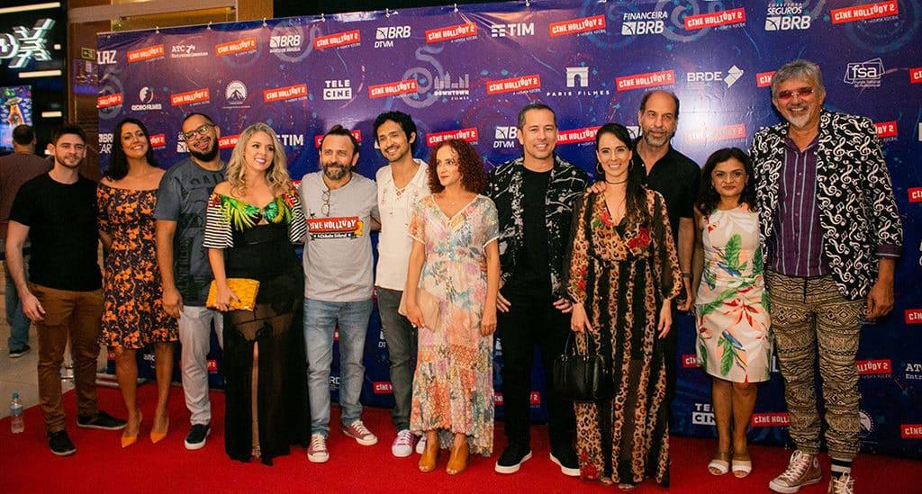 Elenco de 'Cine Holliúdy 2 – A Chibata Sideral' recebe convidados em pré-estreia em Fortaleza 1