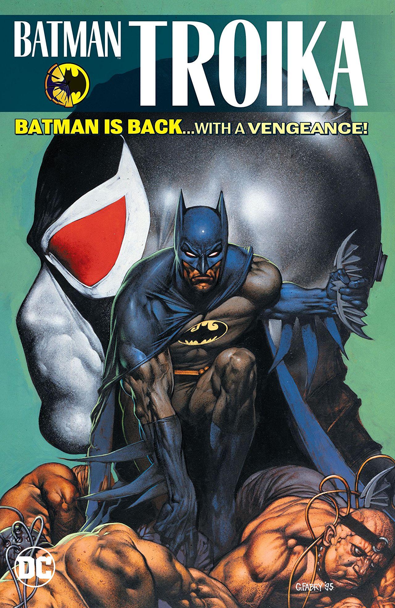 A Nova Versão da Queda do Morcego 22